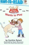 Puppy Mudge Wants to Play (4 Paperback/1 CD)