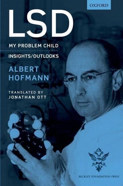 LSD als Buch von Albert Hofmann