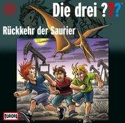 Die drei ??? Kids 31. Rückkehr der Saurier (drei Fragezeichen) CD