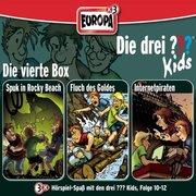Die drei ??? Kids 3er Box. Folgen 10-12 (drei Fragezeichen) 3 CDs