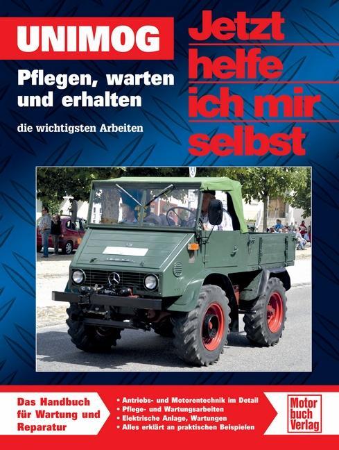 Unimog als Buch von Christoph Pandikow, Dieter ...