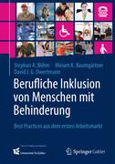 Berufliche Inklusion von Menschen mit Behinderung