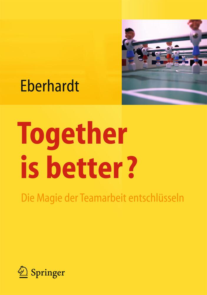 Together is better? als Buch von