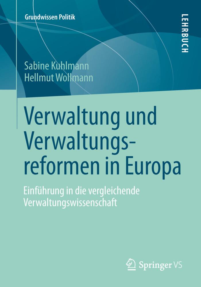 Verwaltung und Verwaltungsreformen in Europa als Buch (kartoniert)