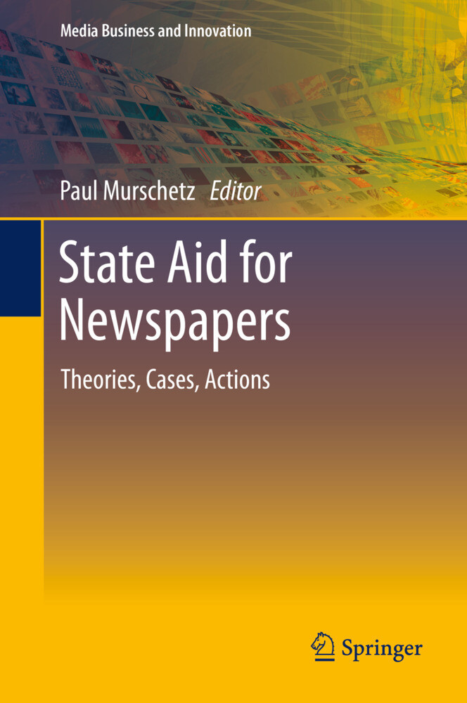 State Aid for Newspapers als Buch von