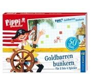 Pippi Langstrumpf Goldbarren bunkern