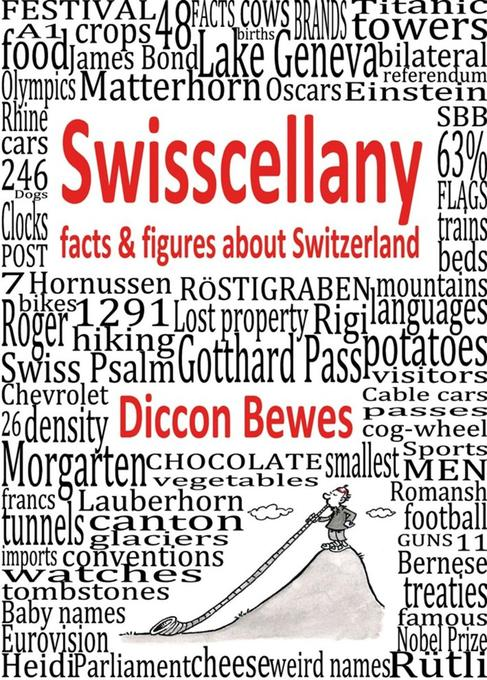 Swisscellany als eBook Download von Diccon Bewes