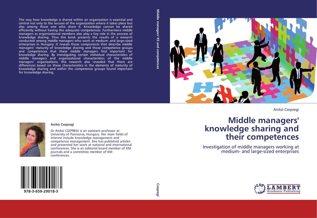 Middle managers´ knowledge sharing and their co...
