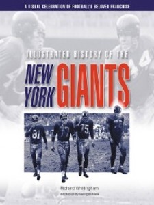 Illustrated History of the New York Giants als ...