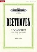 Sonaten op. 49 g-Moll Nr. 1 / G-Dur Nr. 2