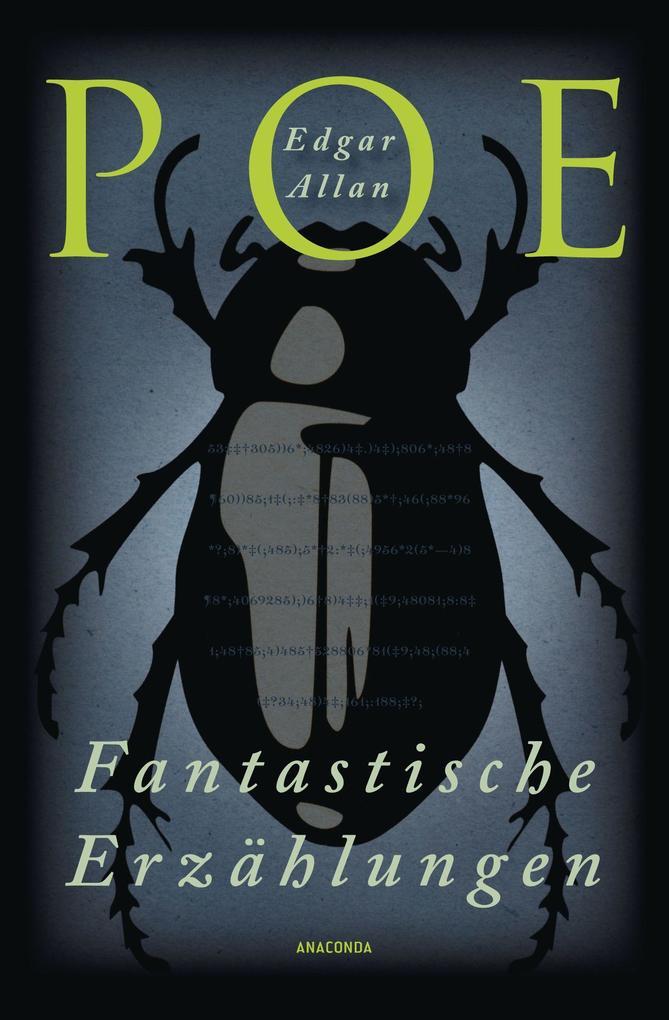 Poe - Fantastische Erzählungen als Buch von Edg...