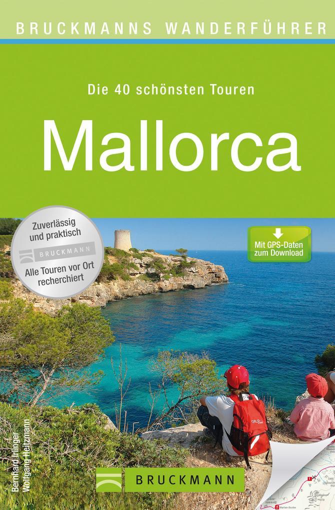 Wanderführer Mallorca als eBook Download von