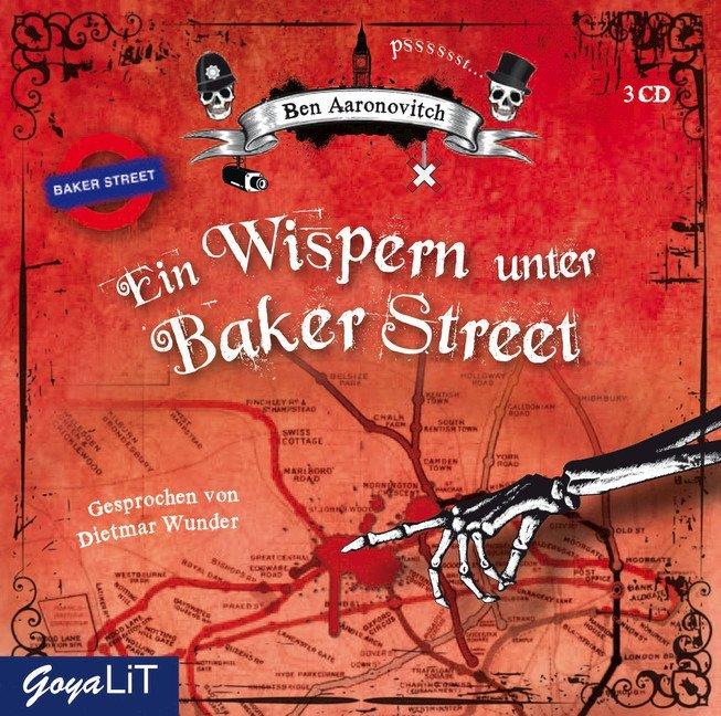 Ein Wispern unter Baker Street als Hörbuch