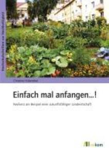 Einfach mal anfangen...! als eBook Download von Christine Hubenthal - Christine Hubenthal