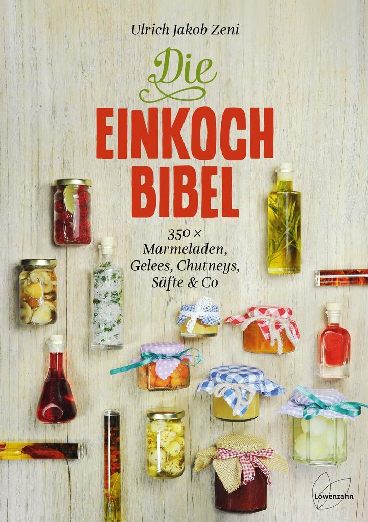 Die Einkoch-Bibel als Buch