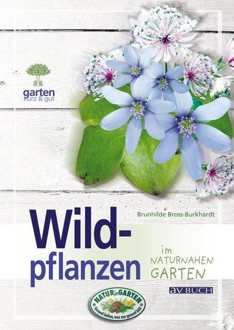 Wildpflanzen als Buch von Brunhilde Bross-Burkh...