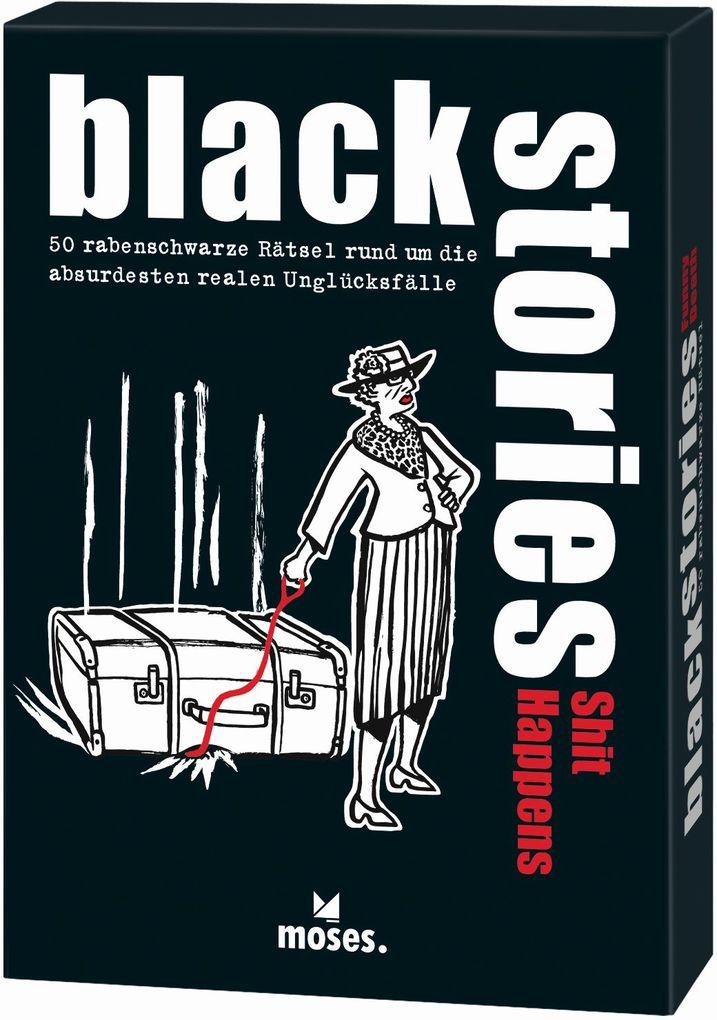 black stories- Shit Happens Edition als Buch vo...