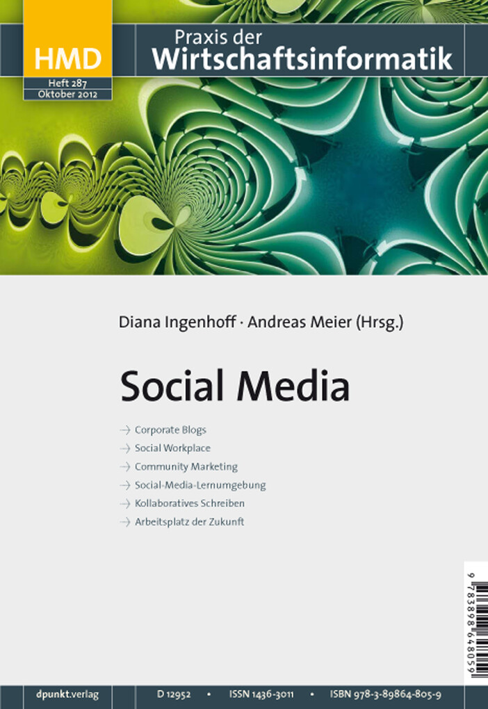 Social Media als eBook Download von