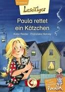 Lesetiger - Meine beste Freundin Paula: Paula rettet ein Kätzchen