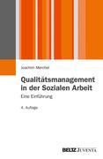 Qualitätsmanagement in der Sozialen Arbeit.