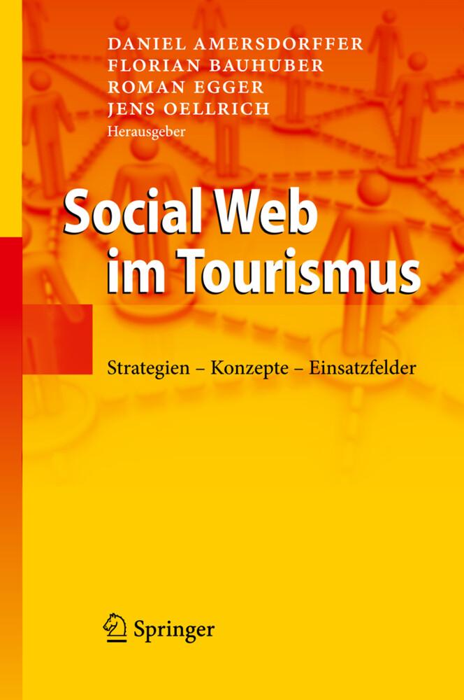 Social Web im Tourismus als Buch von