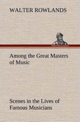 Among the Great Masters of Music Scenes in the ...