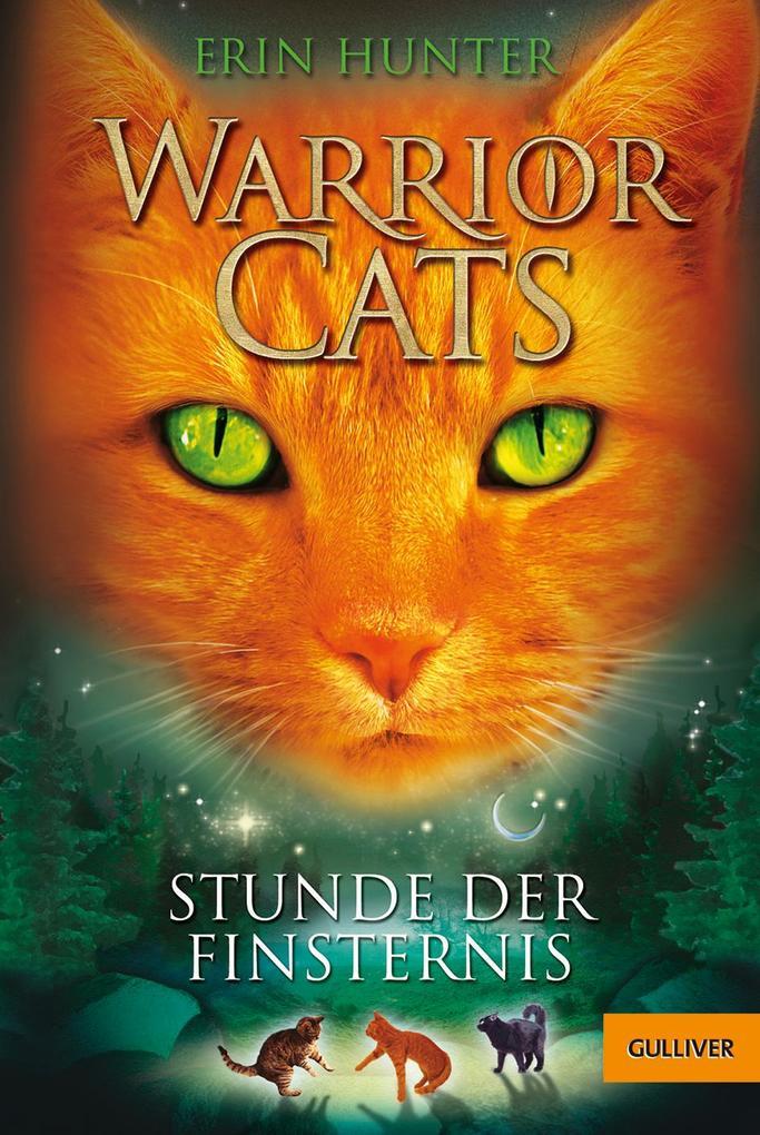 Warrior Cats Staffel 1/06. Stunde der Finsternis als Taschenbuch