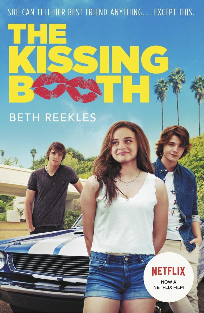 The Kissing Booth als eBook