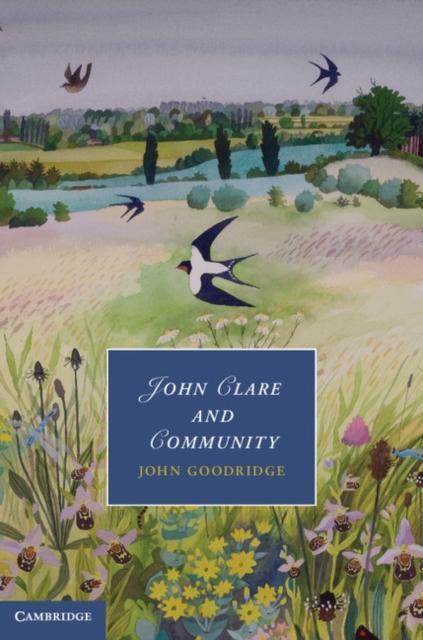 John Clare and Community als eBook Download von...