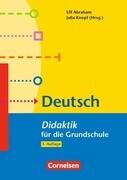 Deutsch - Didaktik für die Grundschule