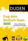 Duden Frag dein Deutsch-Team, 6. Klasse