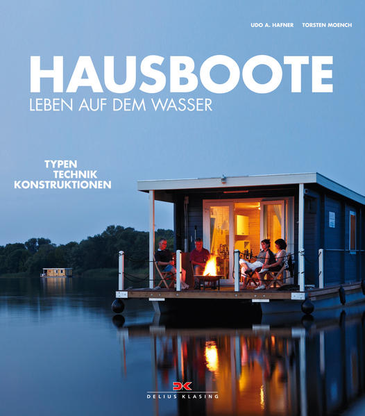 Hausboote als Taschenbuch von Udo A. Hafner, To...