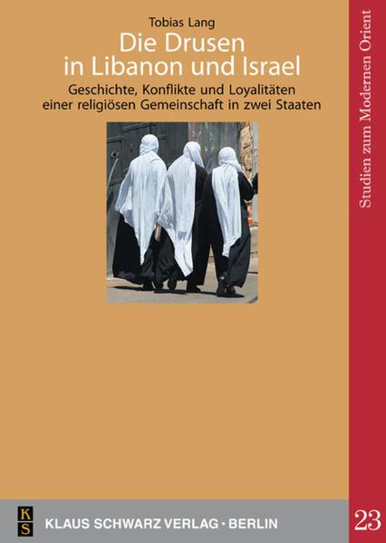Die Drusen in Libanon und Israel als Buch von T...