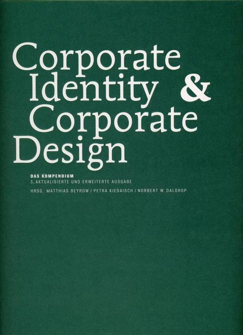 Corporate Identity und Corporate Design als Buc...