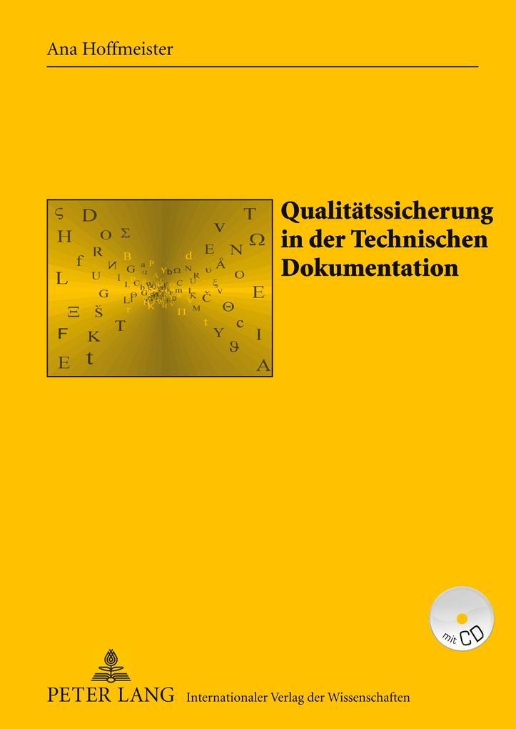 Qualitätssicherung in der Technischen Dokumenta...
