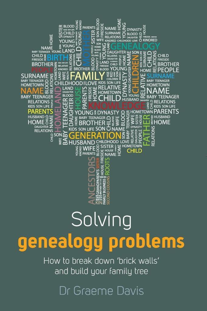 Solving Genealogy Problems als eBook Download v...