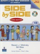 Side by Side Plus 1b Sb W/CD with Side by Side 1b Activity & Test Prep WB W/CD Package