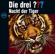 Die drei ??? 159. Nacht der Tiger (drei Fragezeichen) CD