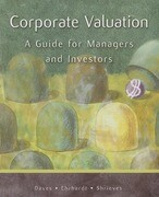 Corporate Valuation: A Guide for Managers and Investors