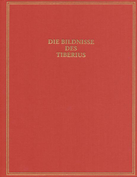 Hertel, D: Bildnisse des Tiberius als Buch