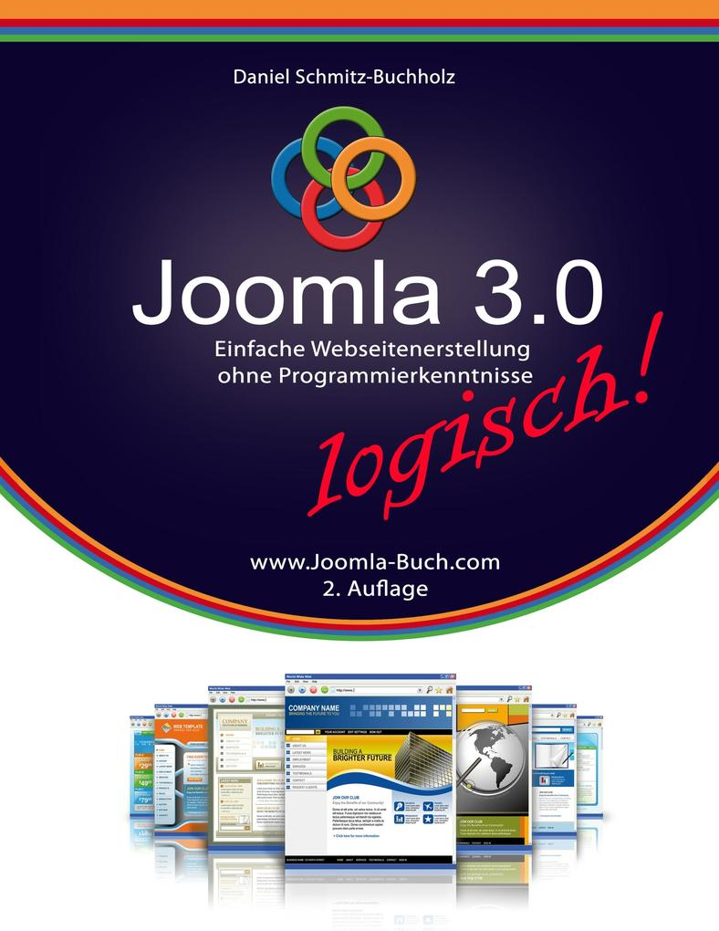 Joomla 3.0 logisch! als eBook Download von Dani...