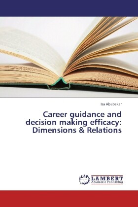 Career guidance and decision making efficacy: D...