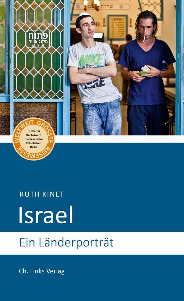 Israel als Buch von Ruth Kinet