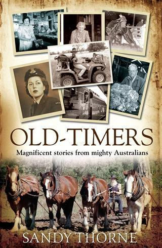 Old-Timers als eBook Download von Sandy Thorne