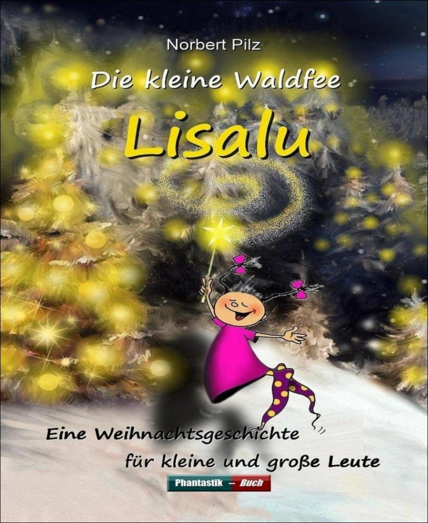 Die kleine Waldfee Lisalu als eBook