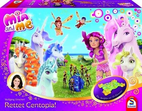 Mia & Me, Rettet Centopia!