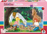 Schmidt Spiele - Puzzle - Am Steinbruch, 150 Teile