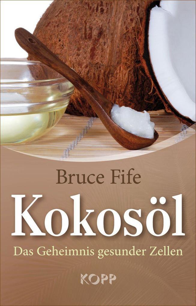 Kokosöl als Buch