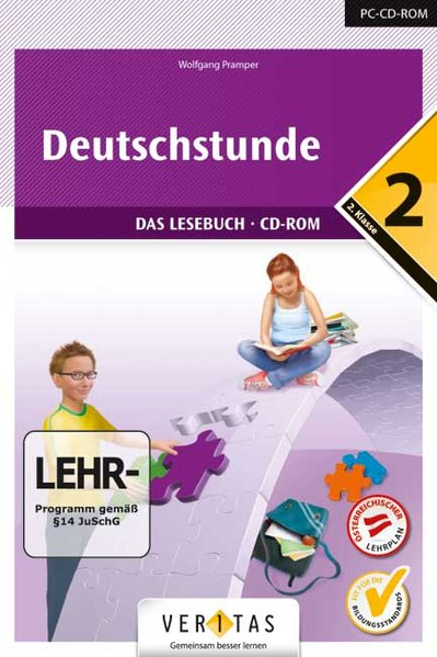 Deutschstunde 6. Schuljahr - CD-ROM zum Lesebuch