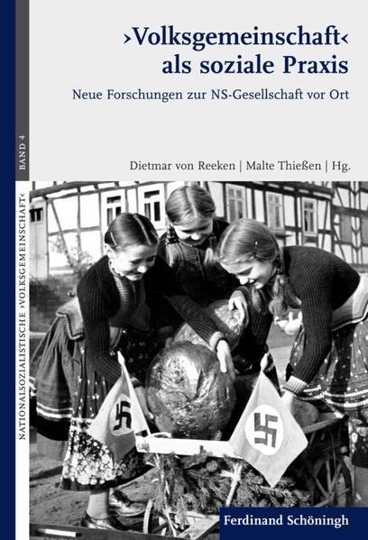 >Volksgemeinschaft< als soziale Praxis als Buch...